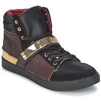 Schoenen Dames Hoge sneakers SuperTrash GOLDY Bordeau