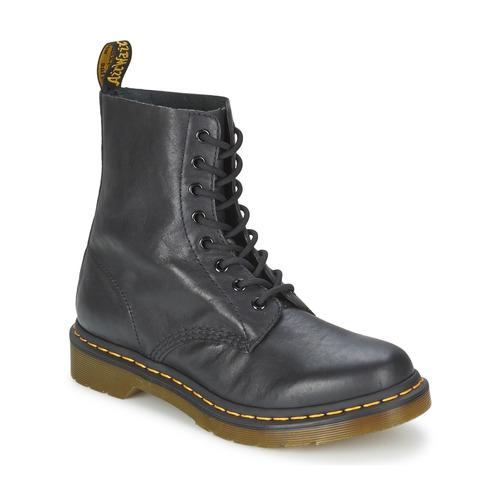 Schoenen Dames Laarzen Dr Martens PASCAL Zwart