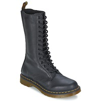 Schoenen Dames Hoge laarzen Dr Martens 1B99 Zwart