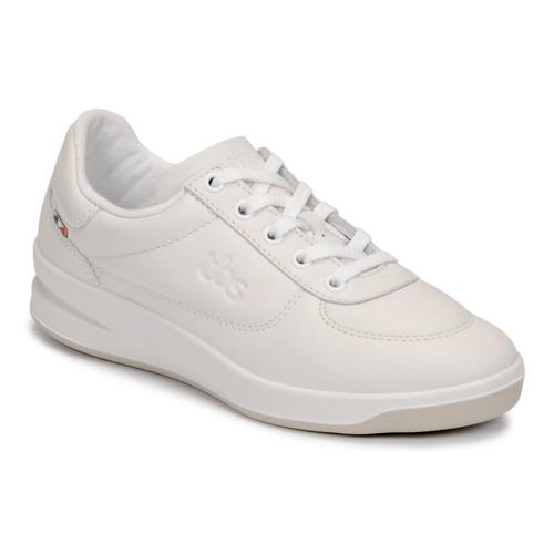 Schoenen Dames Lage sneakers TBS BRANDY Wit