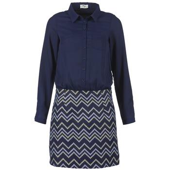 Textiel Dames Korte jurken Betty London FERMINE Marine