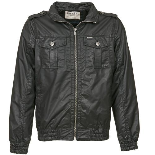 Textiel Heren Wind jackets Kaporal CYOTO Zwart