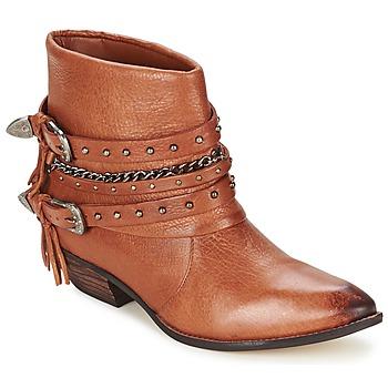 Schoenen Dames Laarzen Dumond ZIELLE Bruin
