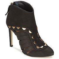 Schoenen Dames Low boots Dumond ELOUNE Zwart
