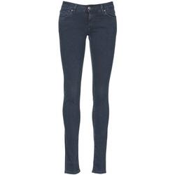 Textiel Dames Skinny jeans School Rag NEW LINDSEY Blauw / Brut