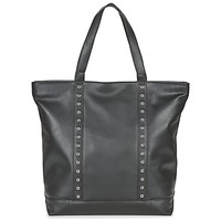 Tassen Dames Tote tassen / Boodschappentassen Betty London FINDA Zwart