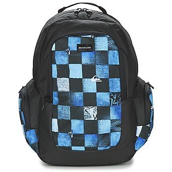 Tassen Rugzakken Quiksilver SCHOOLIE Zwart / Blauw