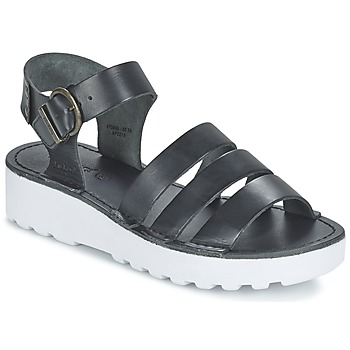 Schoenen Dames Sandalen / Open schoenen Kickers CLIPPER Zwart