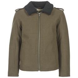 Textiel Heren Jasjes / Blazers Selected PENN Kaki