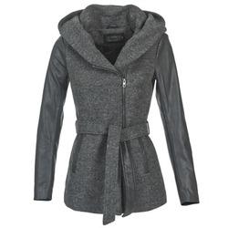 Textiel Dames Mantel jassen Only LISFORD Grijs