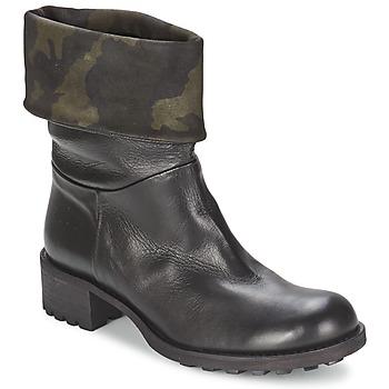 Schoenen Dames Laarzen JFK TARZAN Zwart