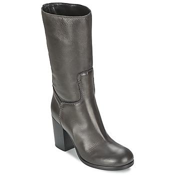Schoenen Dames Hoge laarzen JFK TAMP Grijs