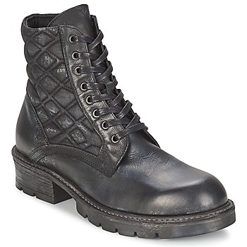 Schoenen Dames Laarzen Strategia BOMBER Zwart