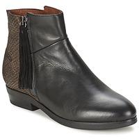Schoenen Dames Laarzen Coqueterra PATRICE Zwart