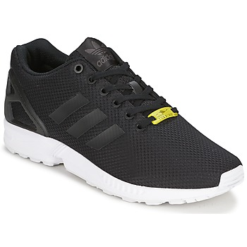 Schoenen Heren Lage sneakers adidas Originals ZX FLUX Zwart / Wit