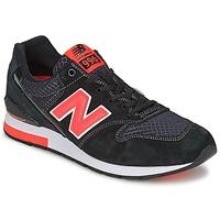 Schoenen Lage sneakers New Balance MRL996 Zwart / Rood