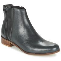 Schoenen Dames Laarzen Bocage KAROLINA Zwart