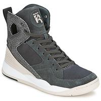 Schoenen Dames Hoge sneakers Reebok Classic ALICIA KEYS COURT Grijs / Wit