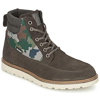 Schoenen Heren Laarzen Desigual CARLOS Antraciet