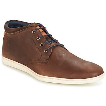 Schoenen Heren Hoge sneakers Casual Attitude CALER Bruin