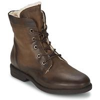 Schoenen Dames Laarzen Mjus DOO Bruin