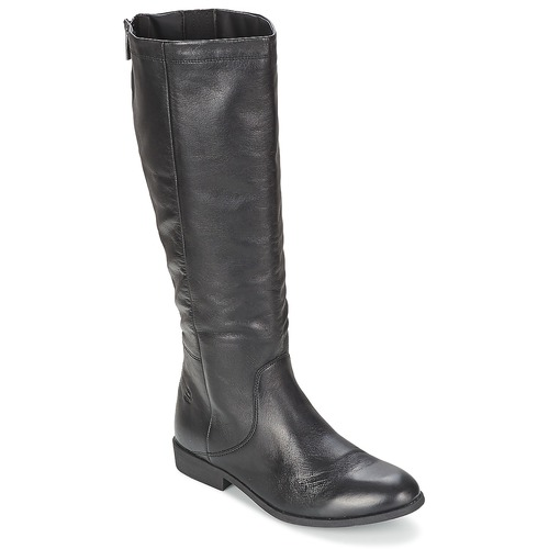 Schoenen Dames Hoge laarzen Bullboxer TULIPIANO Zwart