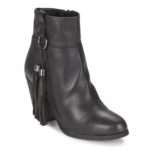 Schoenen Dames Enkellaarzen Carvela STAN Zwart