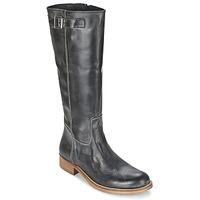 Schoenen Dames Hoge laarzen Hip BIDILLE Zwart