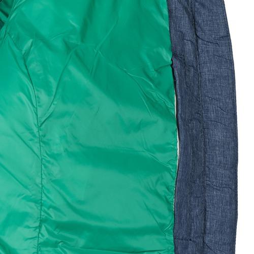 Franklin & Marshall JKWCA506 Marine - Gratis levering  Textiel Dons gevoerde jassen Dames