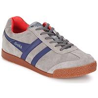 Schoenen Heren Lage sneakers Gola HARRIER Grijs / Marine / Rood