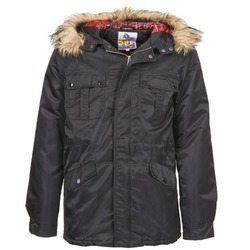 Textiel Heren Parka jassen Harrington SFAR Zwart