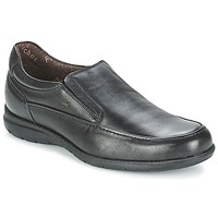 Schoenen Heren Mocassins Fluchos LUCA Zwart
