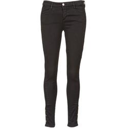 Textiel Dames Skinny jeans Acquaverde ALFIE Zwart