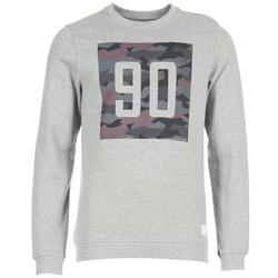 Textiel Heren Sweaters / Sweatshirts Jack & Jones BOXCAMO CORE Grijs