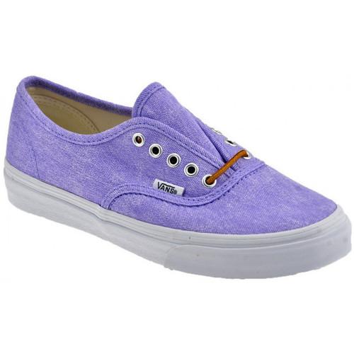 Schoenen Dames Lage sneakers Vans  Violet