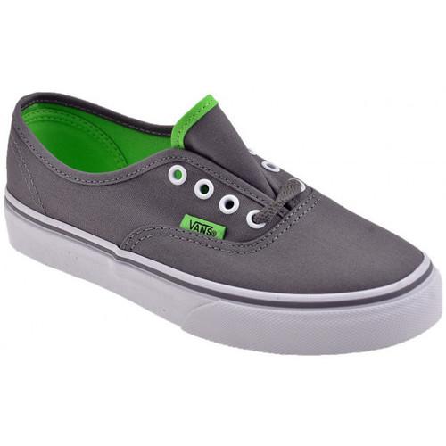 Schoenen Kinderen Lage sneakers Vans  Grijs