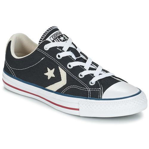 Schoenen Heren Lage sneakers Converse STAR PLAYER OX Zwart