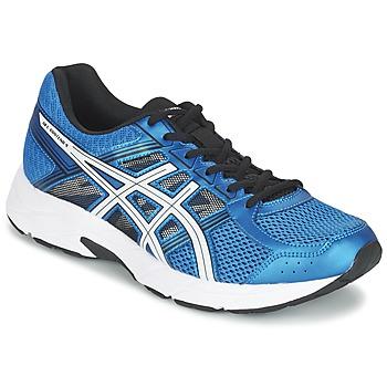 Schoenen Heren Running / trail Asics GEL-CONTEND 4 Blauw