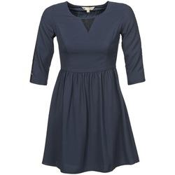 Textiel Dames Korte jurken Yumi KINCHIKA Marine