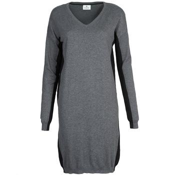 Textiel Dames Korte jurken Chipie MONNA Grijs / Zwart