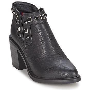 Schoenen Dames Low boots Gioseppo MOSENA Zwart