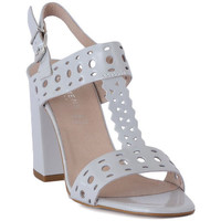 Schoenen Dames Sandalen / Open schoenen Carmens Padova ABRASIVO Grigio