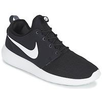 Schoenen Heren Lage sneakers Nike ROSHE TWO Zwart / Wit