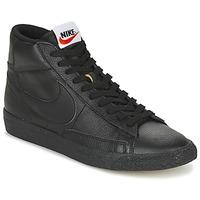 Schoenen Heren Hoge sneakers Nike BLAZER MID Zwart