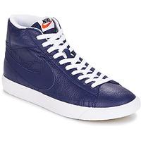Schoenen Heren Hoge sneakers Nike BLAZER MID Blauw