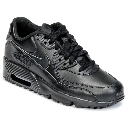 AIR MAX 90 LEATHER GRADE SCHOOL