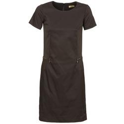 Textiel Dames Korte jurken Lola REDAC DELSON Zwart