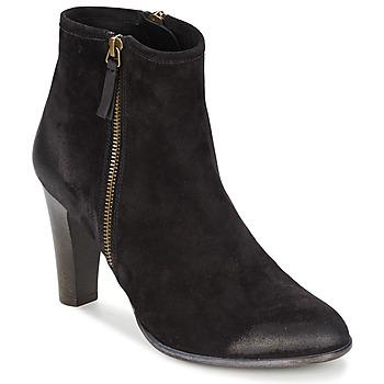 Schoenen Dames Enkellaarzen n.d.c. TRISHA SONIA Zwart