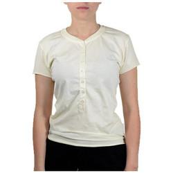 Textiel Dames T-shirts korte mouwen Mya
