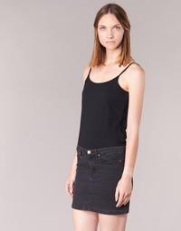Textiel Dames Mouwloze tops BOTD FAGALOTTE Zwart